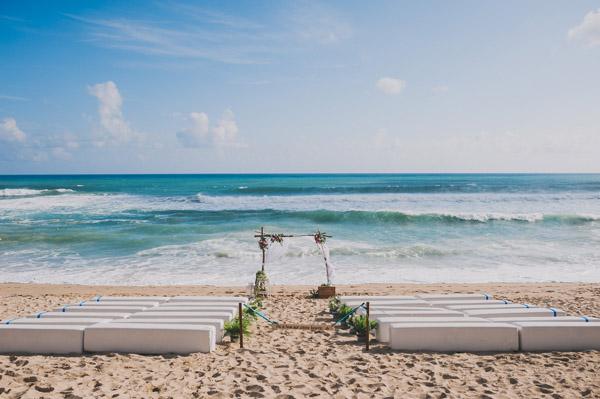 墾丁海灘美式戶外婚禮