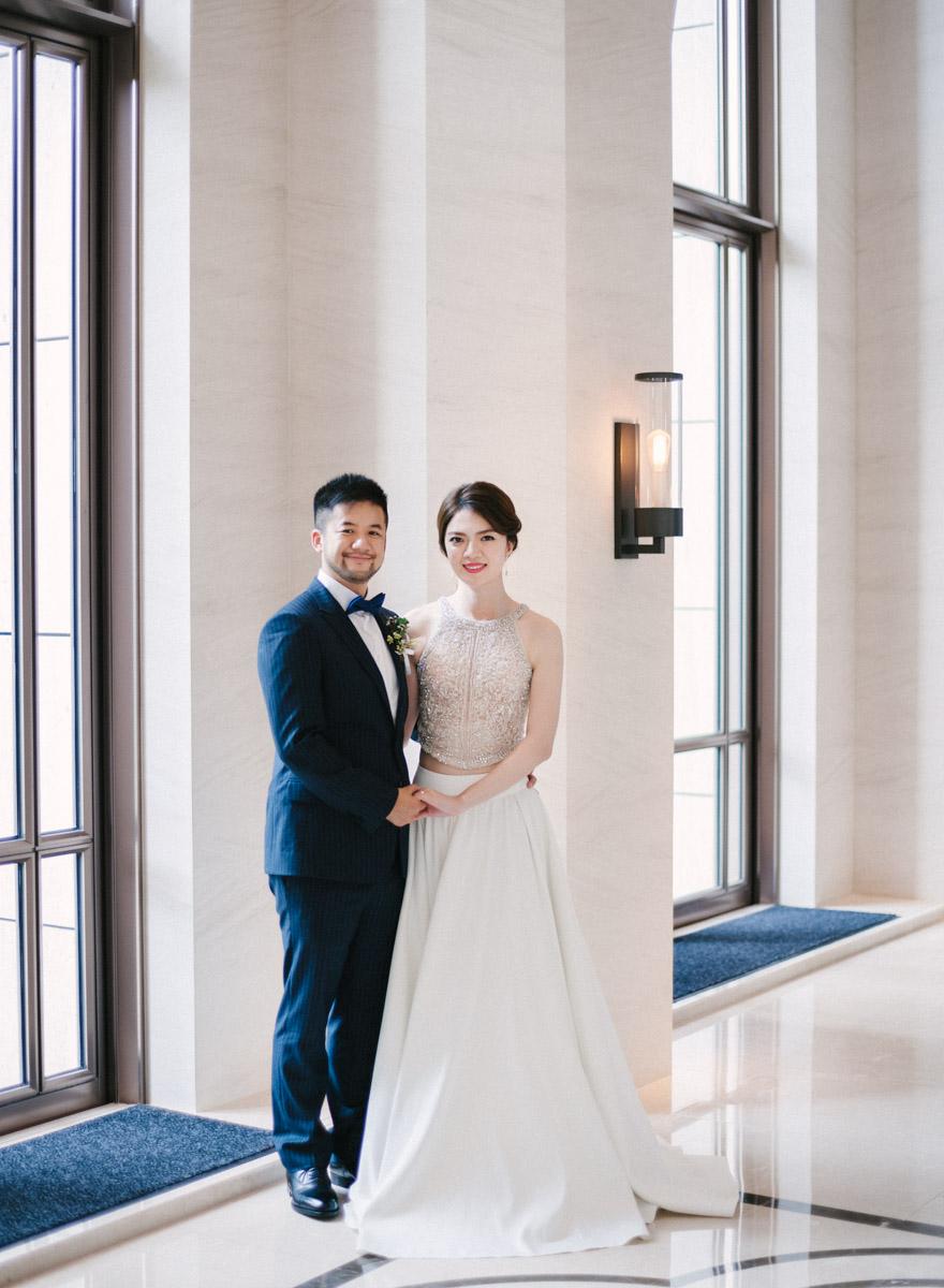 萬豪酒店-美式婚禮