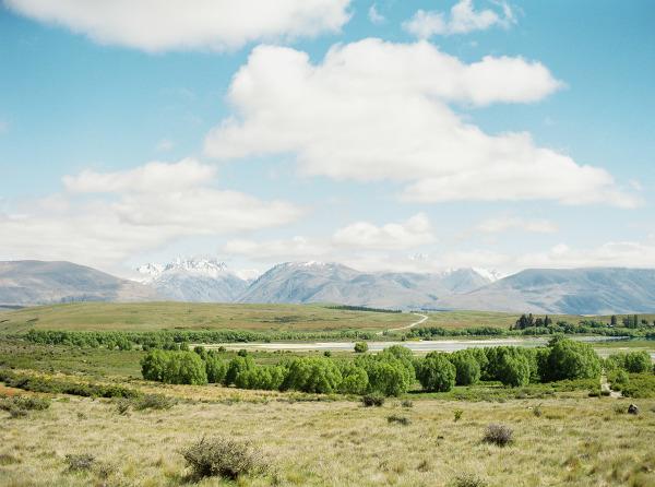 紐西蘭風景之美-Tekapo-蒂卡波-皇后鎮