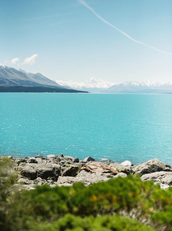 紐西蘭風景之美-Tekapo-蒂卡波-皇后