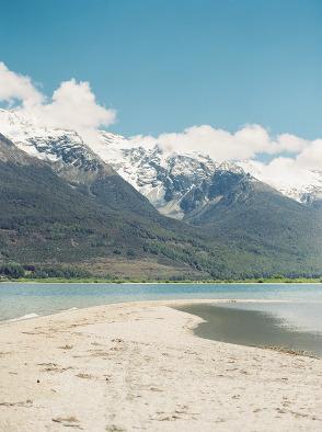 紐西蘭風景