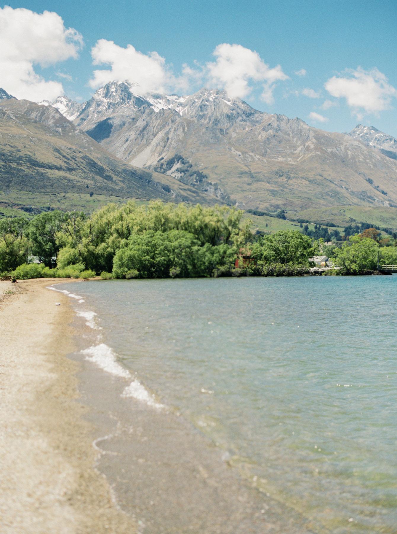 紐西蘭風景之美-Tekapo-蒂卡