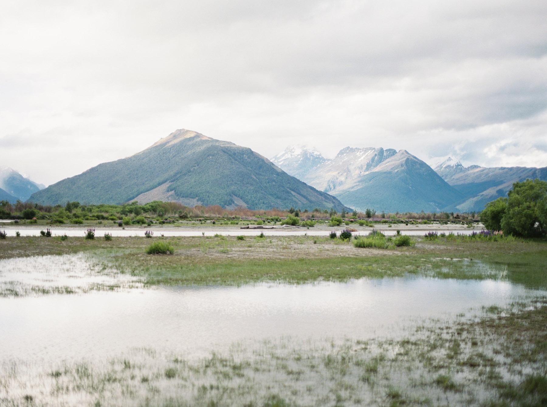 紐西蘭風景之美-Tekapo-皇后鎮