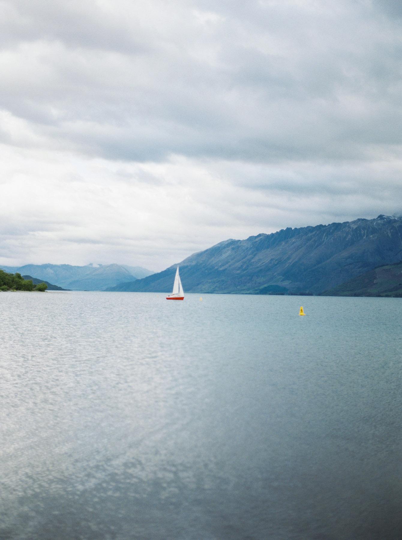 紐西蘭風景之美-蒂卡波-皇后鎮
