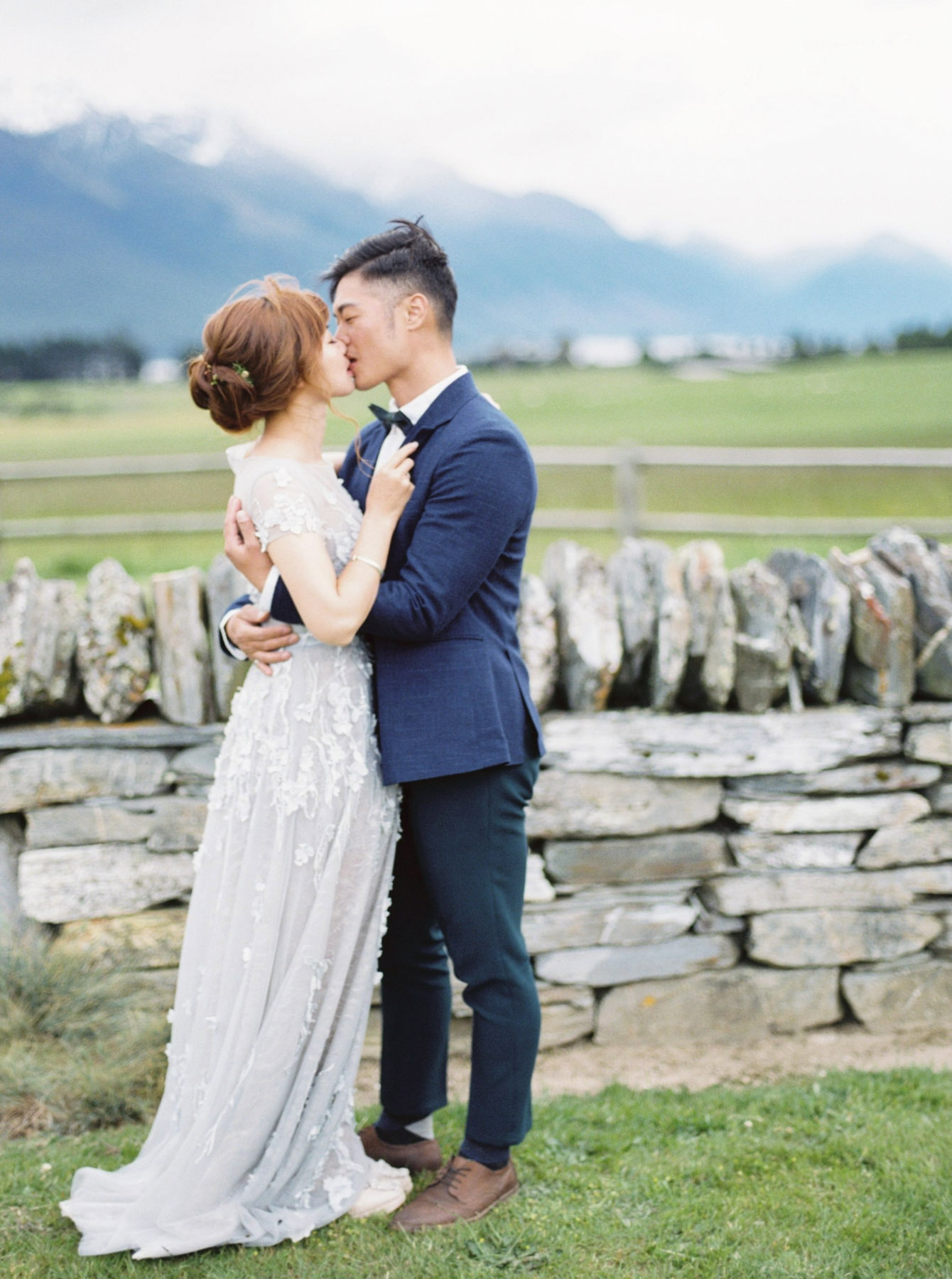 紐西蘭婚紗-海外婚紗-美式婚紗