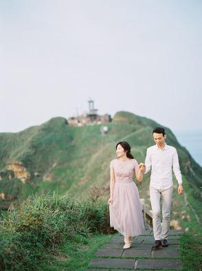 東北角海岸-美式便服婚紗