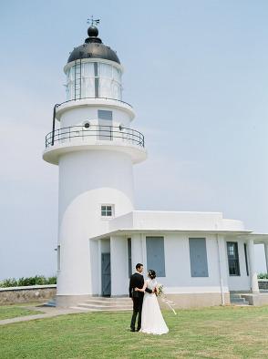東北角海岸 美式婚紗