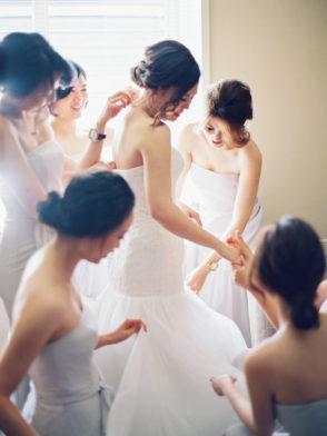 國賓飯店-美式婚禮