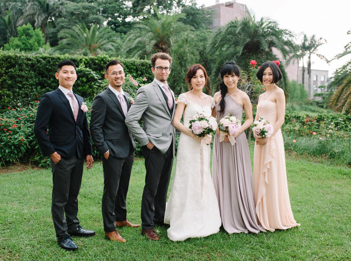 戶外美式婚禮-蘿莎會館2-美式婚禮