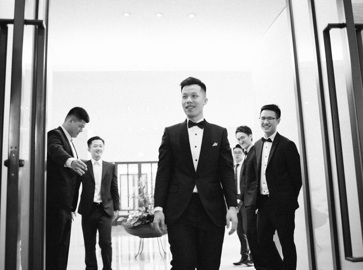 酒店美式婚禮
