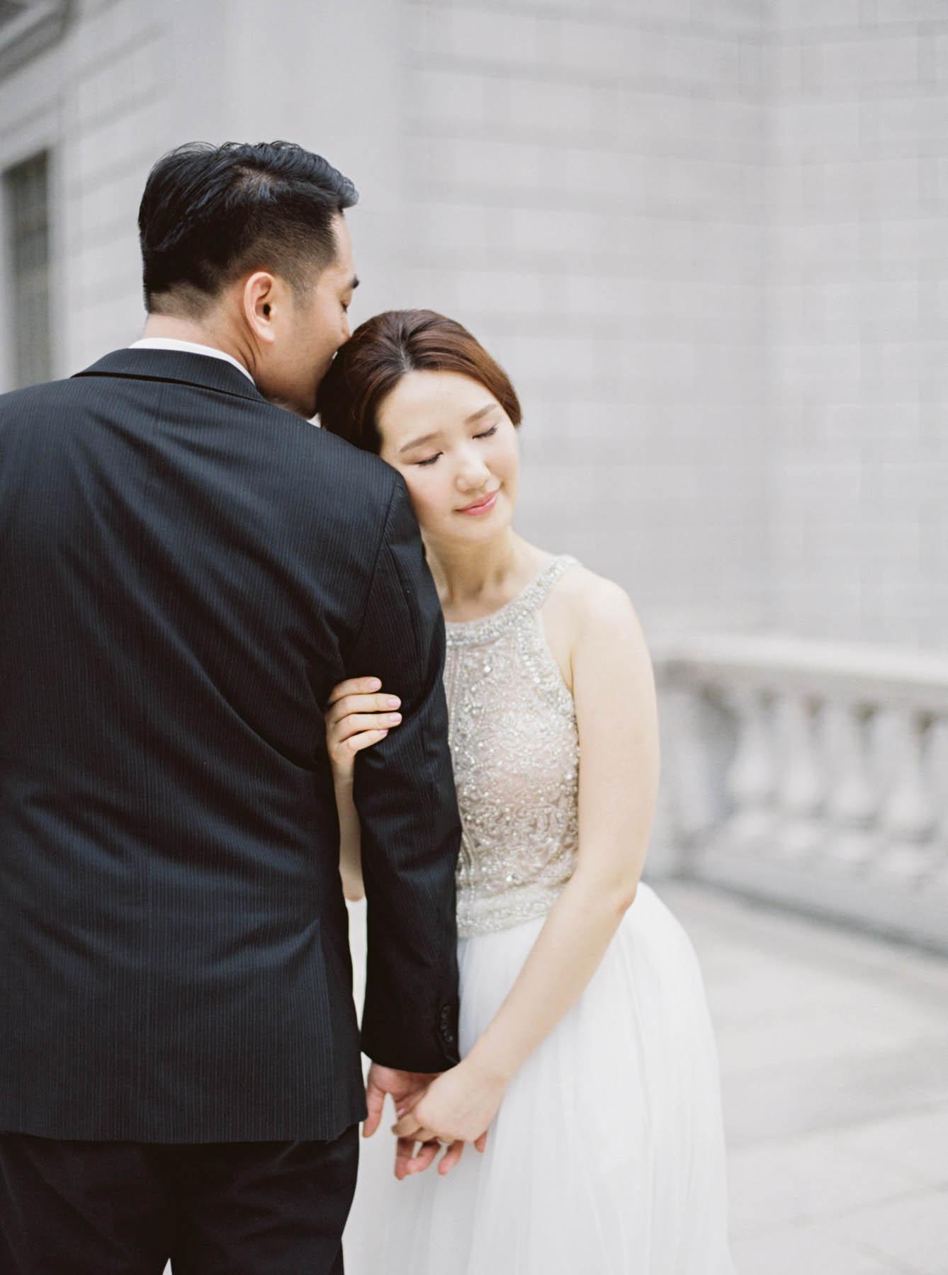 Fine-Art-美式婚紗