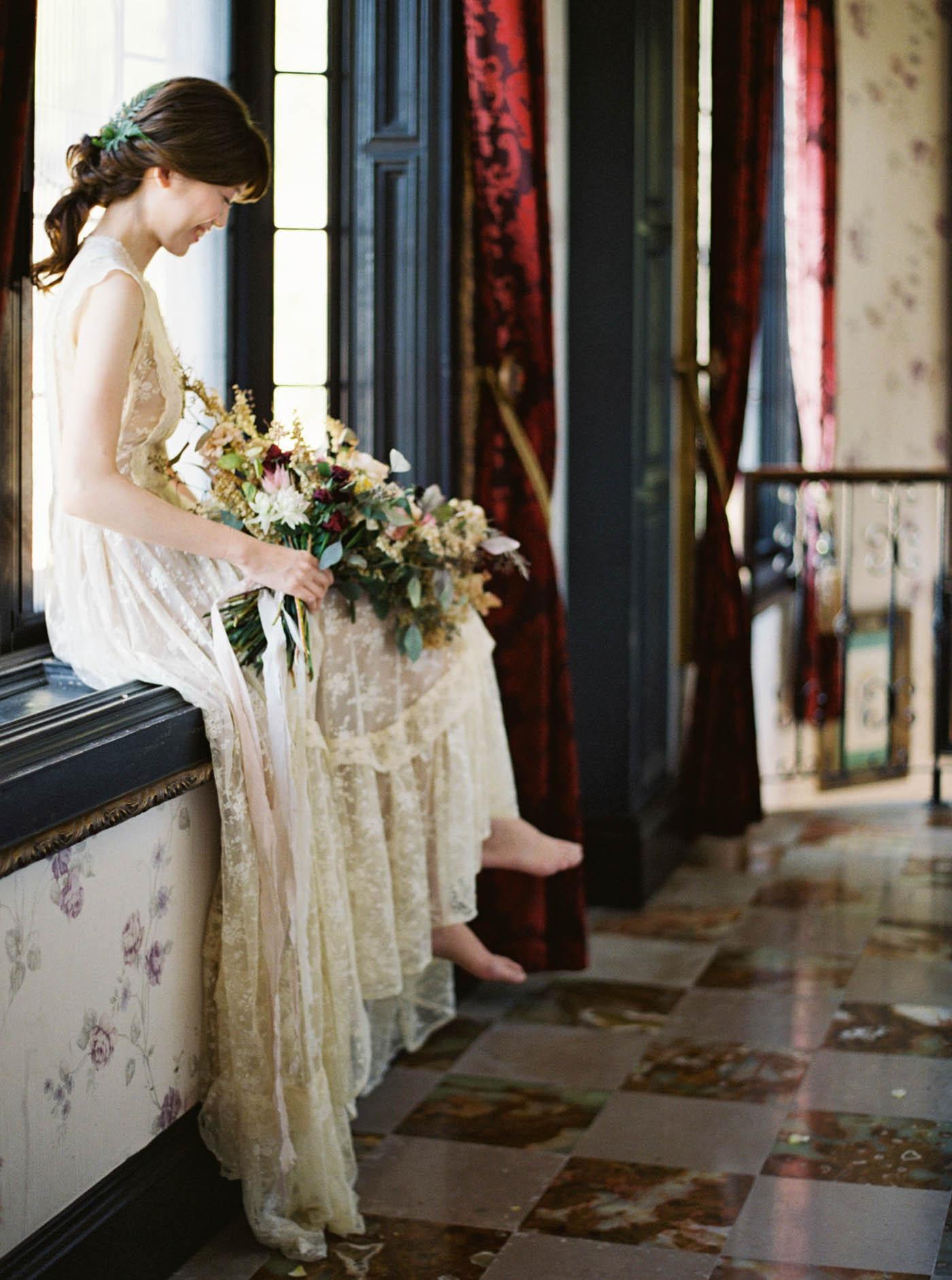 清境老英格蘭莊園婚紗