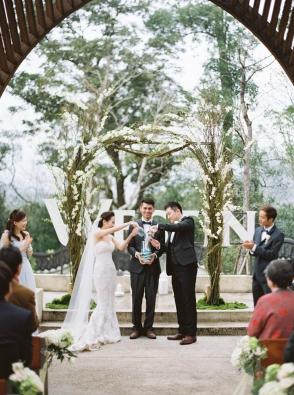 大溪威斯汀戶外美式婚禮