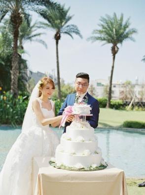 台南桂田酒店美式婚禮