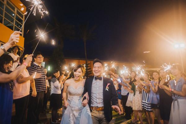 墾丁夏都-海灘美式戶外婚禮