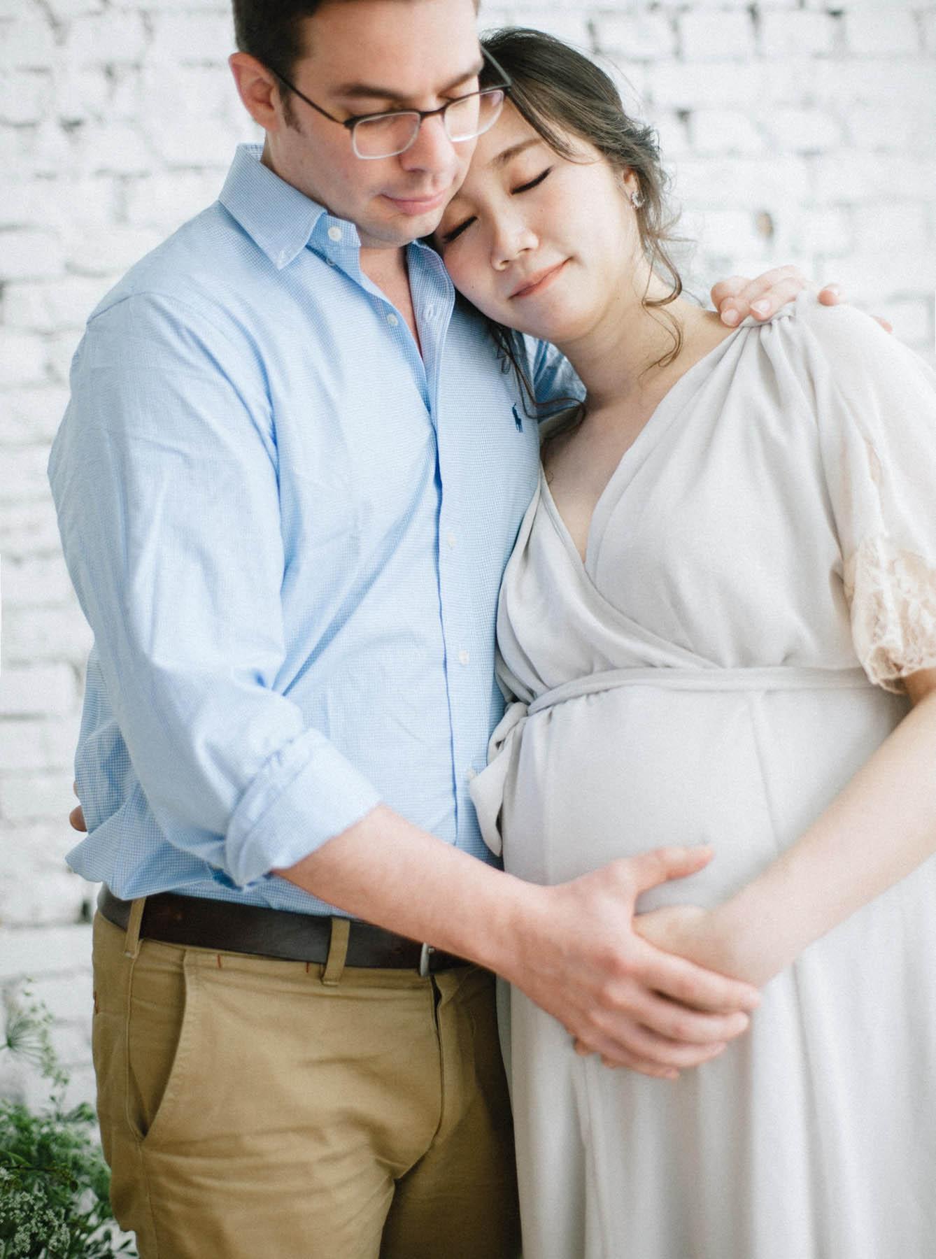 美式孕婦寫真
