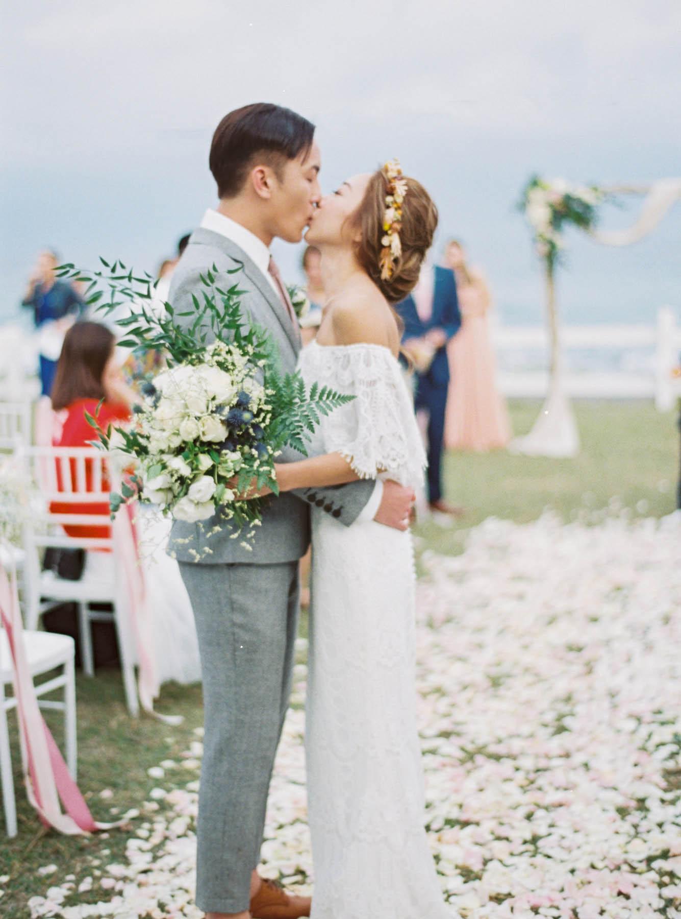 墾丁+樂水美式婚禮 香港婚禮