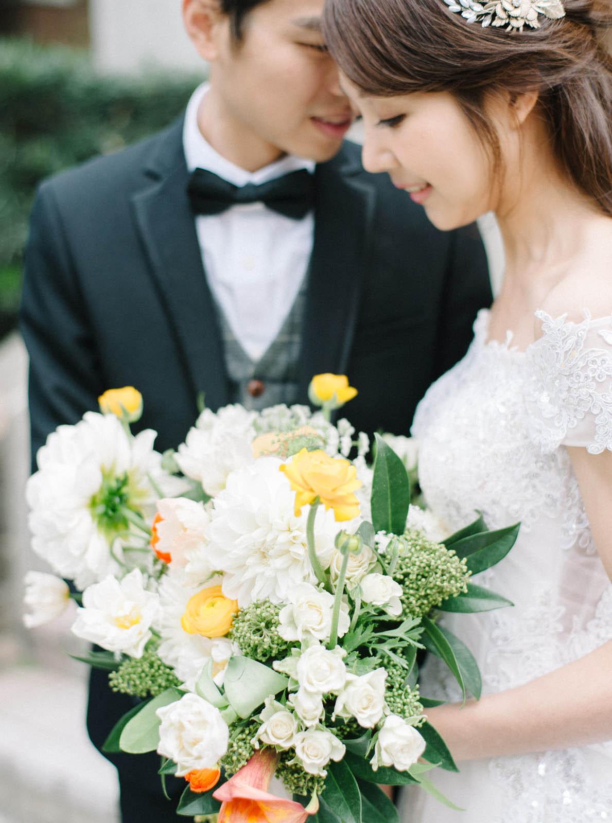 夢湖-美式婚紗