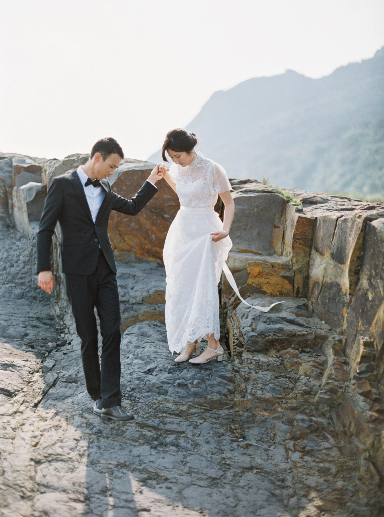 美式婚紗-底片-film-東北角