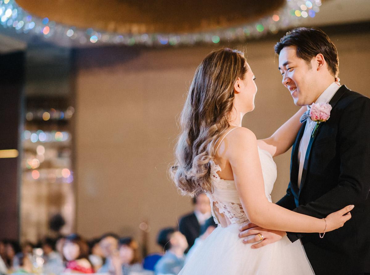 美式婚禮-國賓飯店