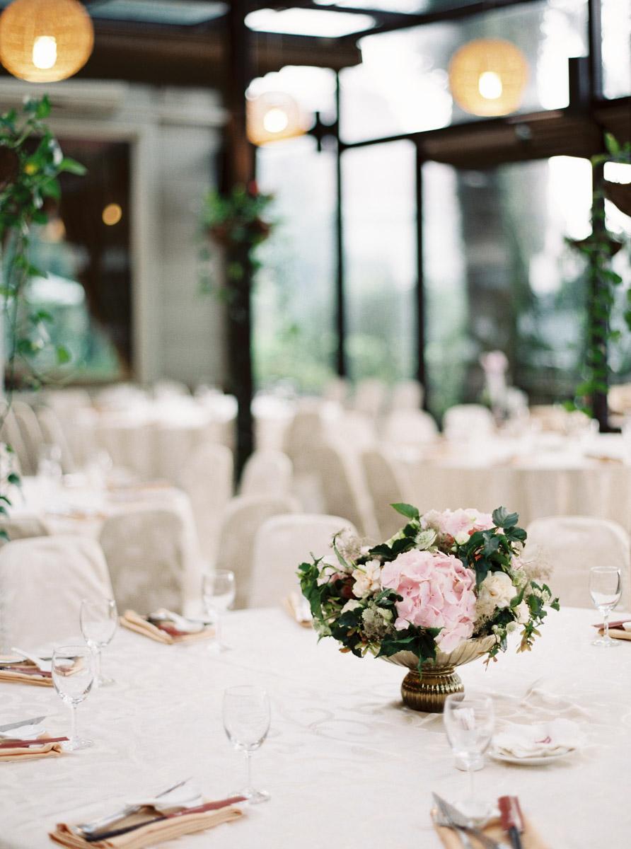 戶外美式婚禮 蘿莎會館