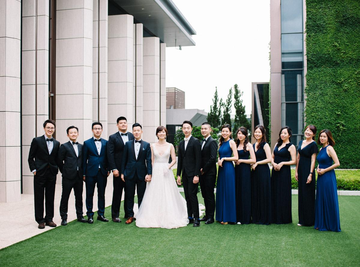 萬豪酒店美式婚禮3