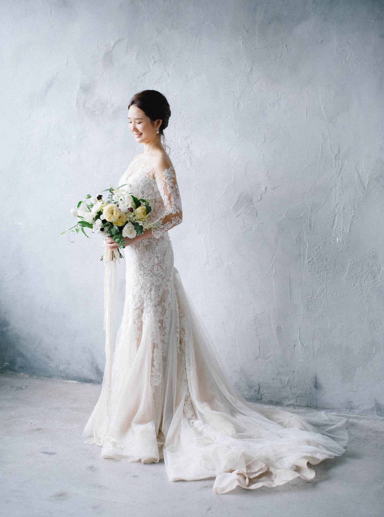 Fine-Art-美式婚紗10