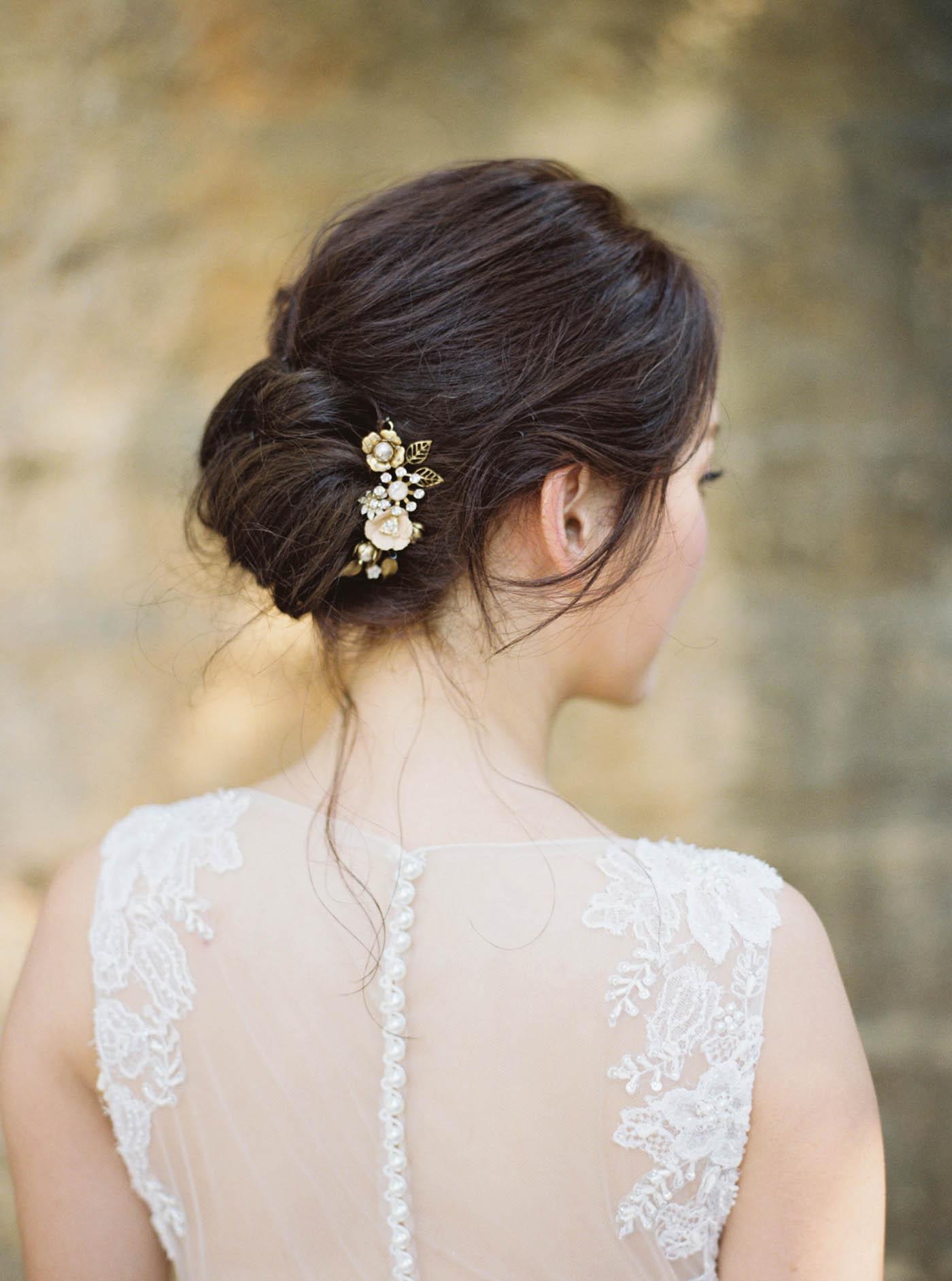 美式婚紗造型