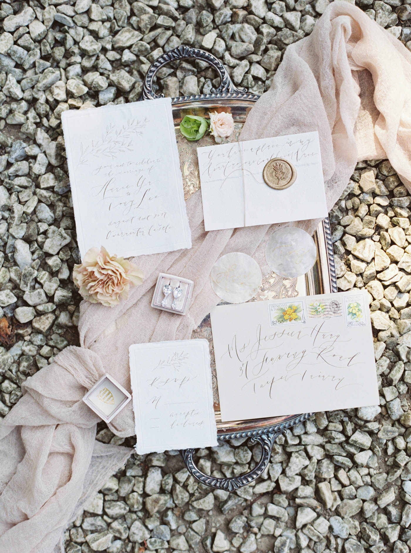 英文書法 婚禮