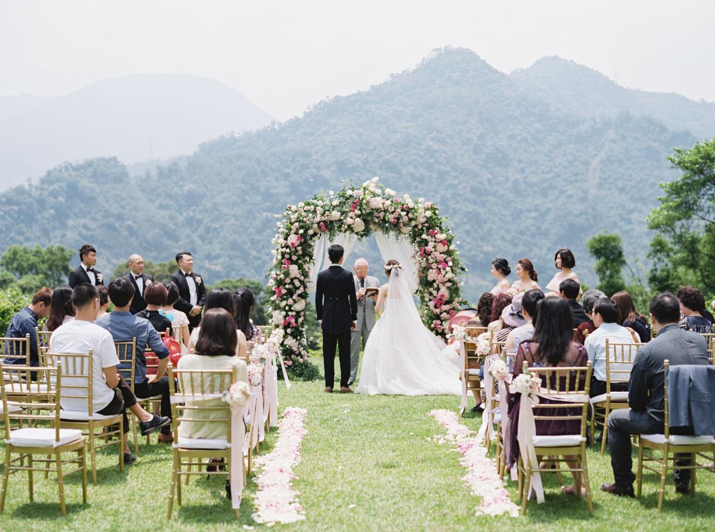優聖美地渡假村婚禮