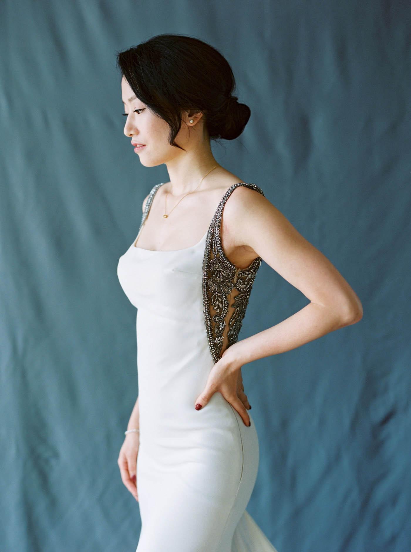 KA Les 婚紗