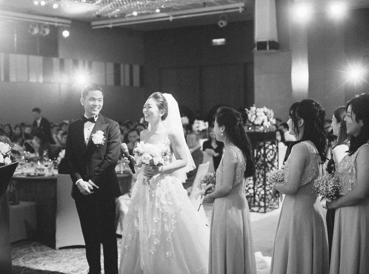 寒舍艾美婚禮-STAGE-證婚