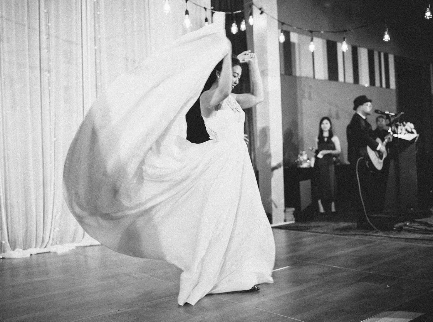 寒舍艾美婚禮-STAGE-跳舞