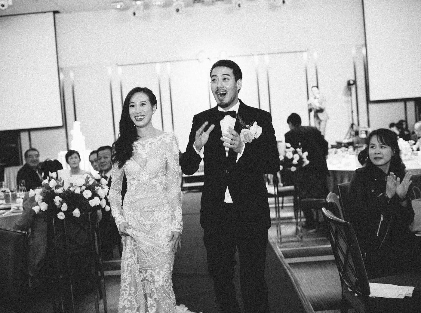 萬豪酒店婚禮-Eileen