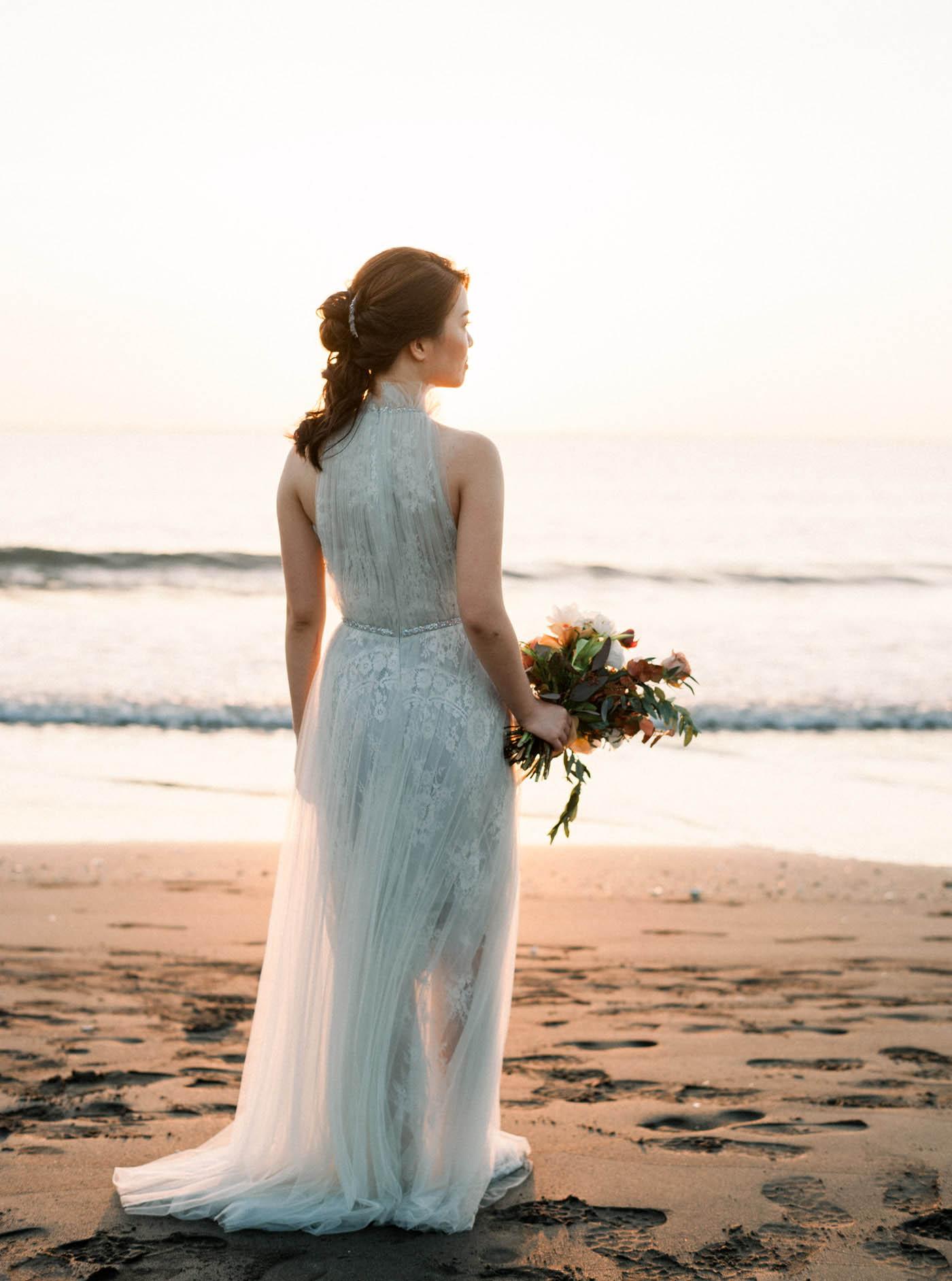 婚紗-STAGE-Mark-夕陽-唯諾禮服-唯諾禮服