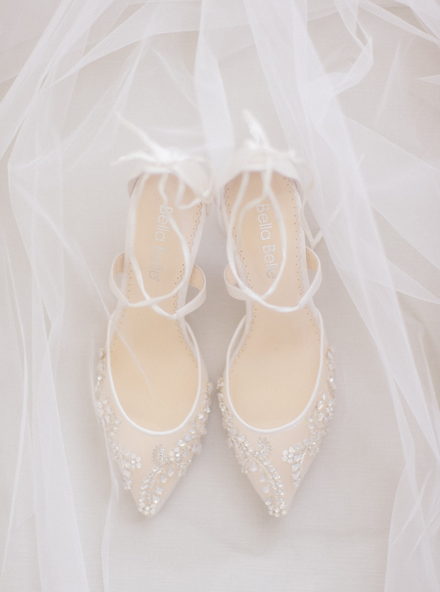 Bella Belle 婚鞋-君悅酒店婚禮-STAGE-Mark