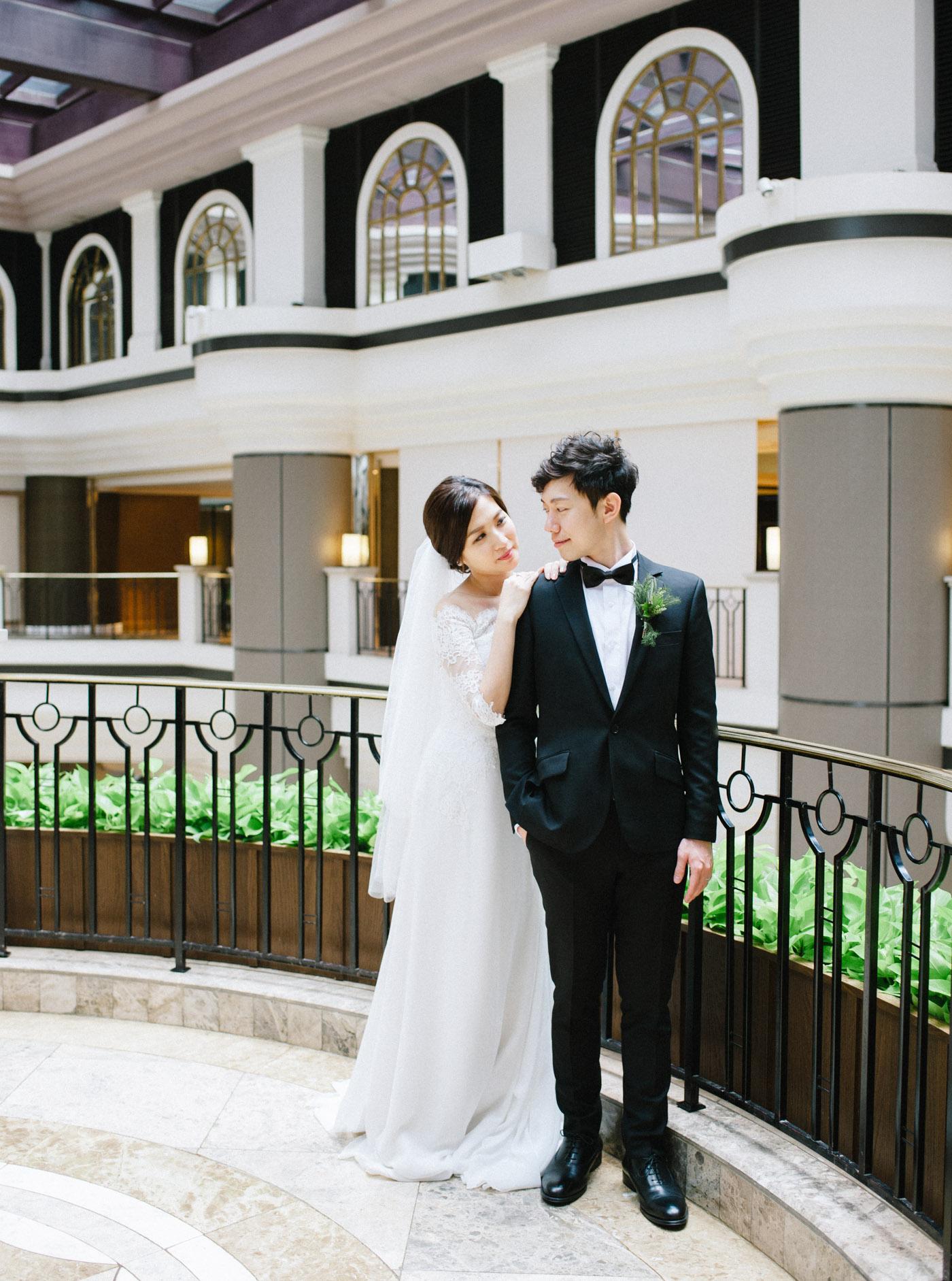 底片-君悅酒店婚禮-STAGE-Mark