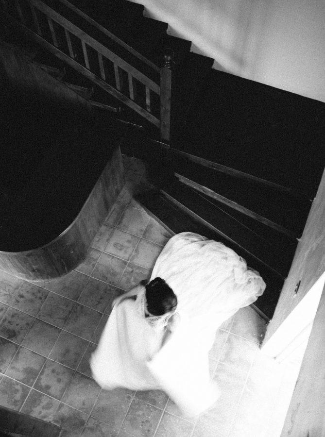 Mark-婚紗-唯諾禮服- fine art -STAGE