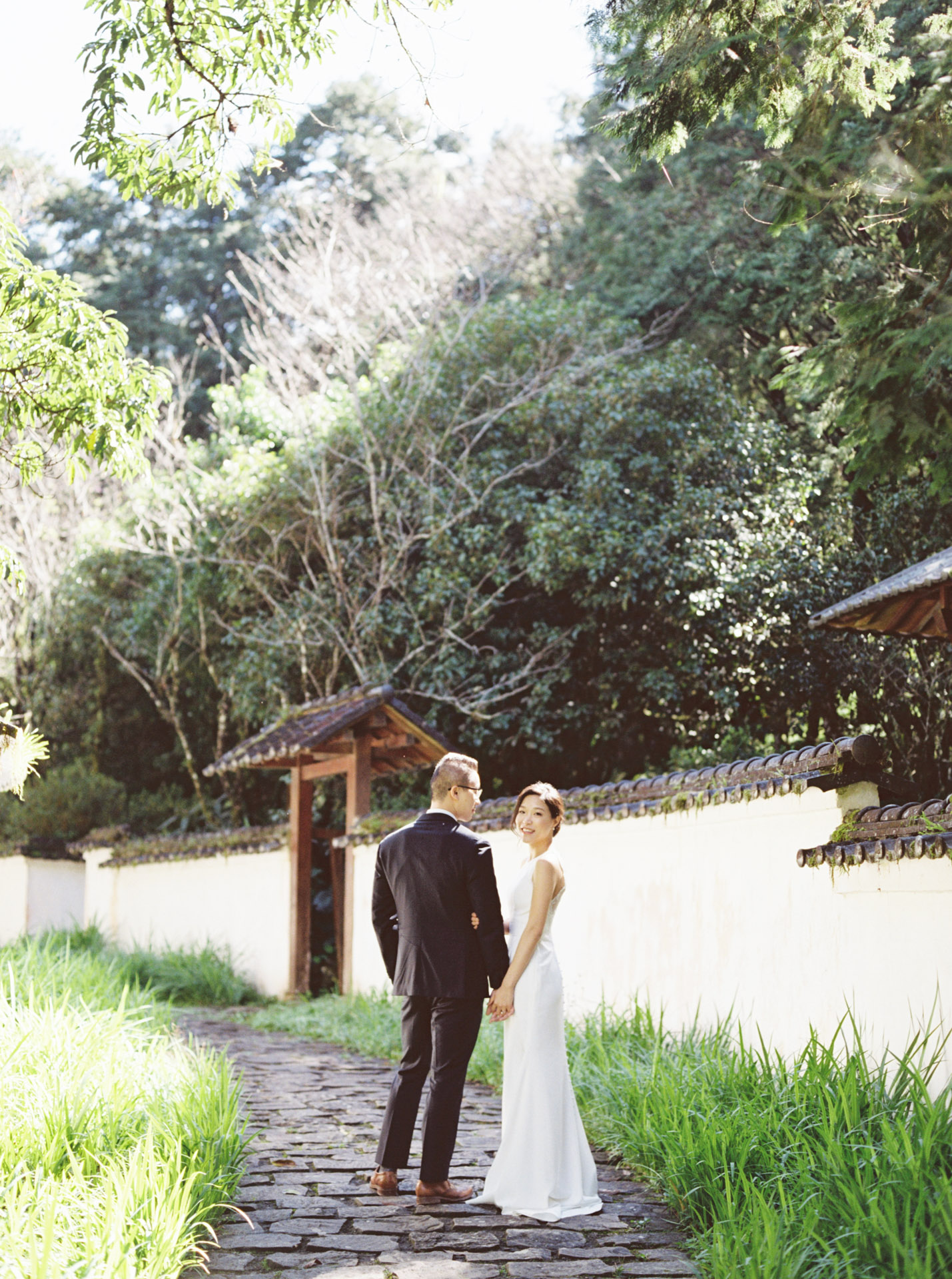 宜蘭明池婚紗