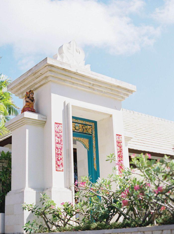 Royal Santrian Villa wedding 峇里島婚禮