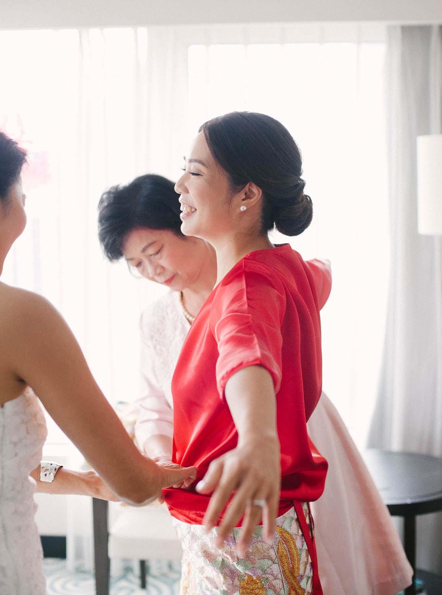 君悅酒店婚禮-凱寓-龍鳳褂-底片婚禮