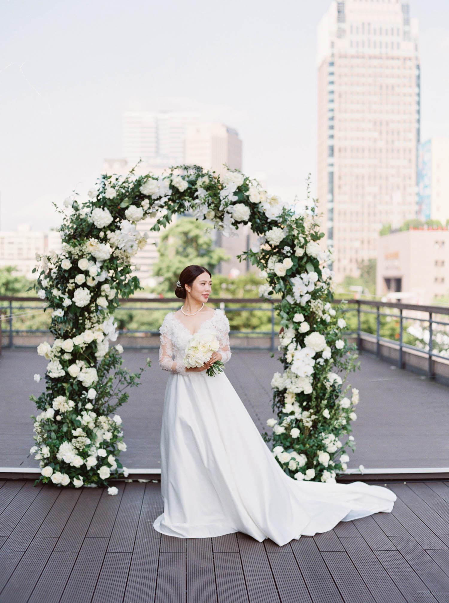 君悅酒店婚禮-底片婚禮
