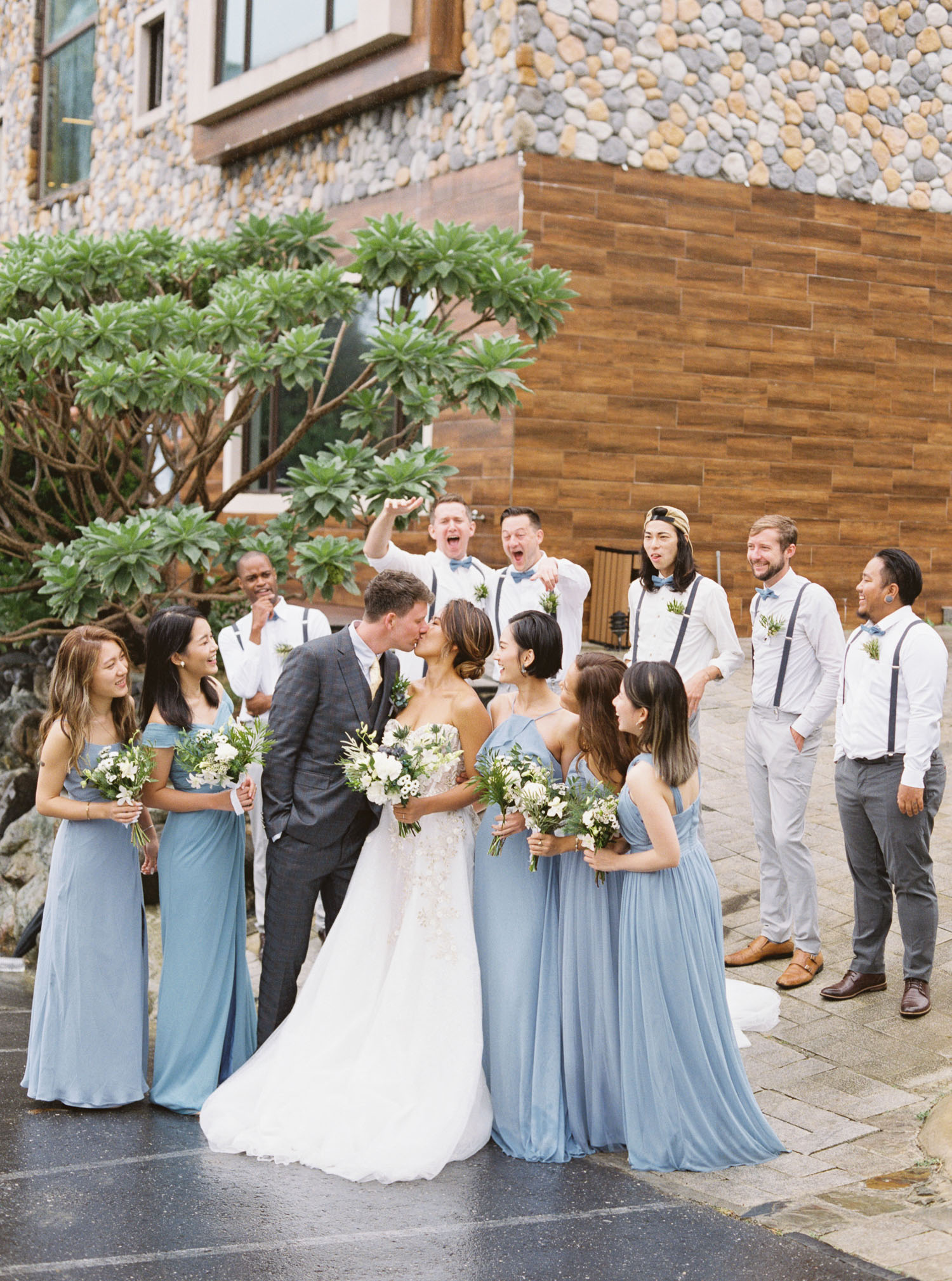 微光會館婚禮-伴娘 伴郎
