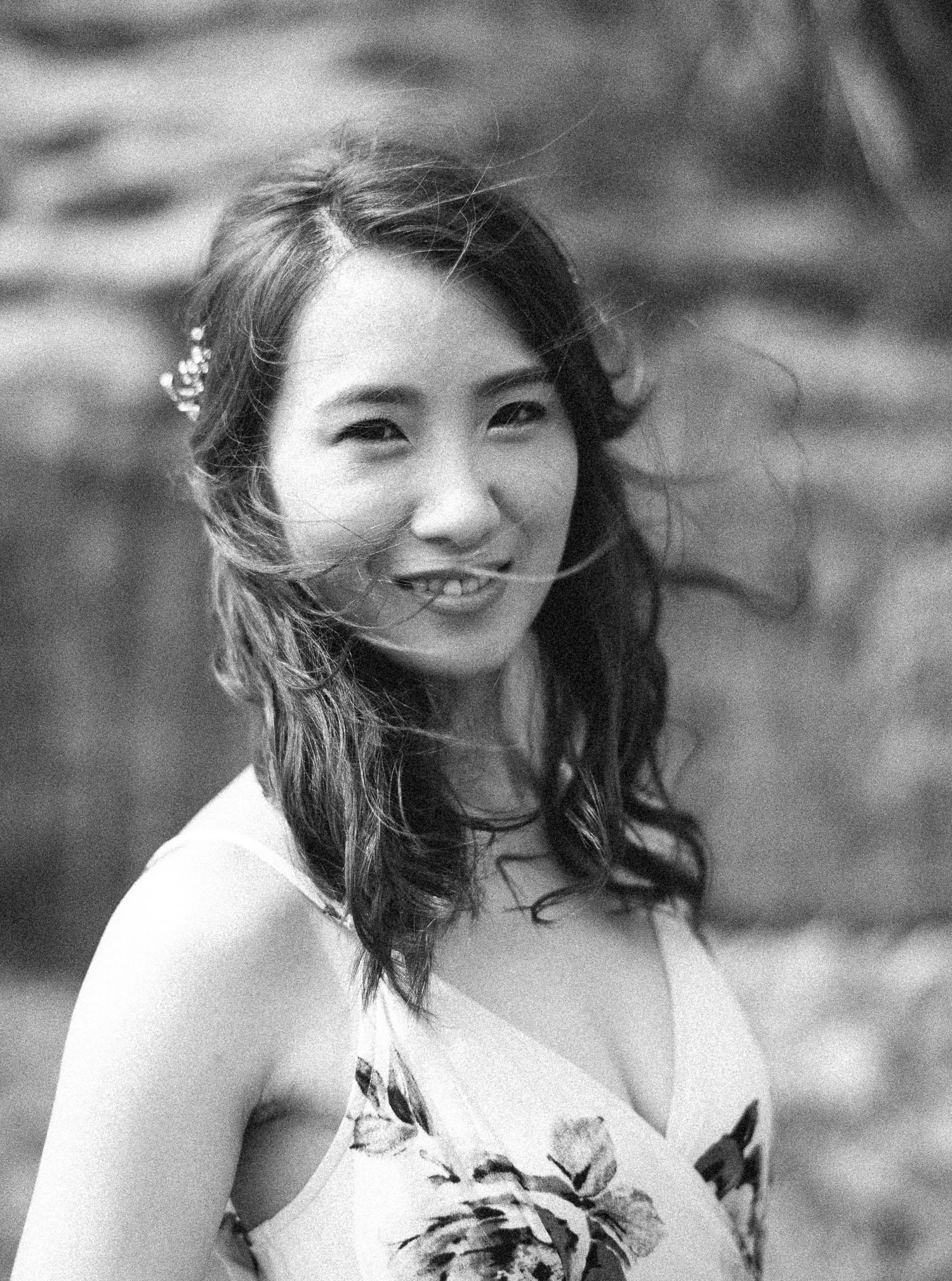 林口大峽谷便服婚紗-Mark-情感-互動-底片-攝影