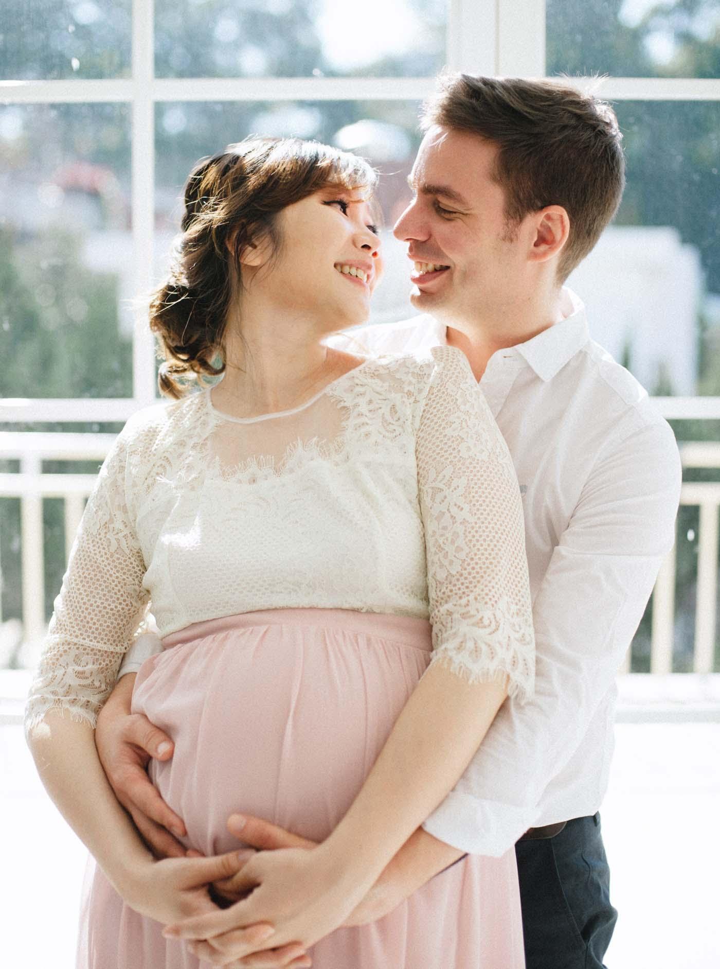 家庭親子-孕婦寫真-孕期拍攝