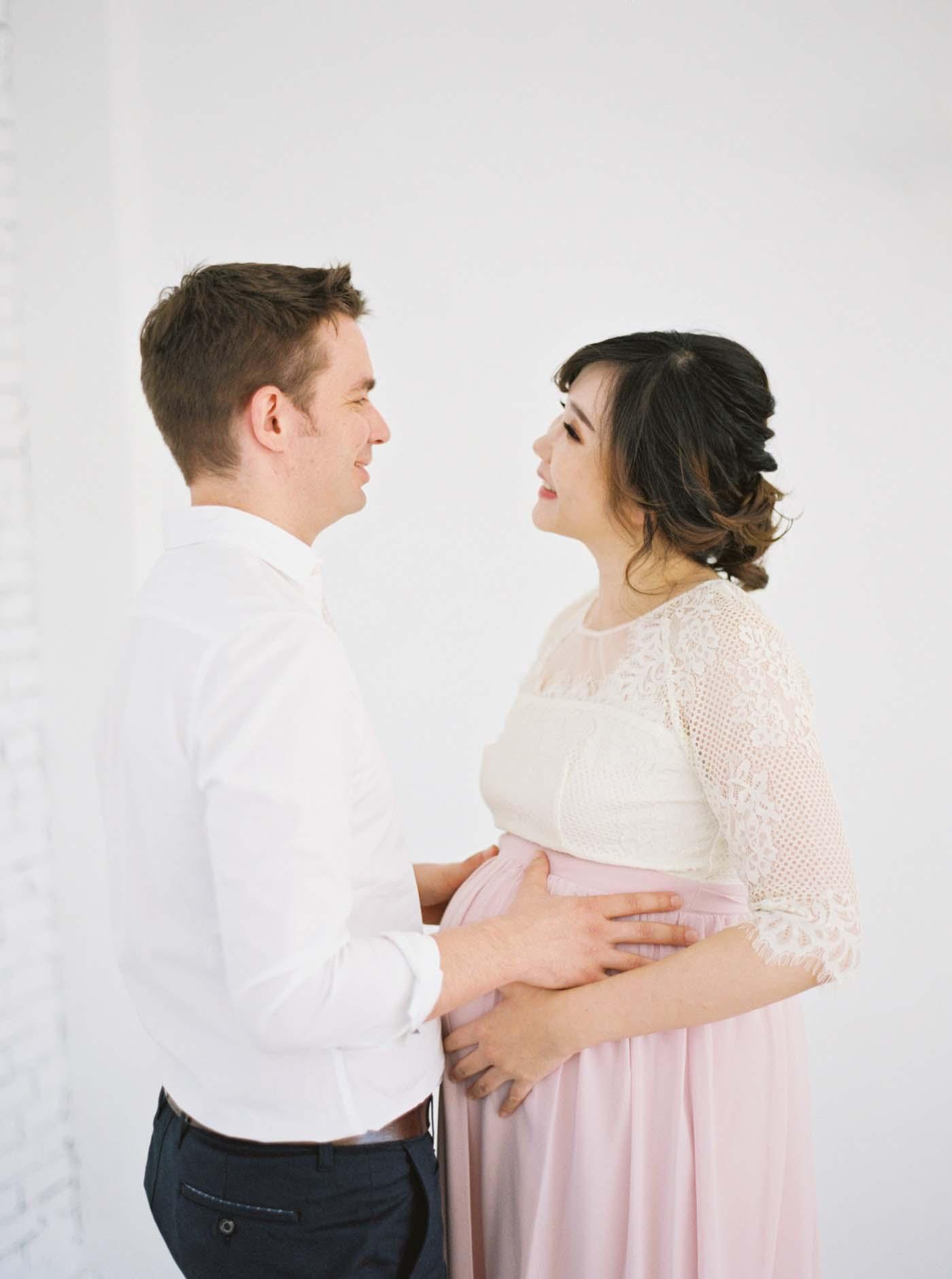 家庭親子孕婦寫真-孕期拍攝