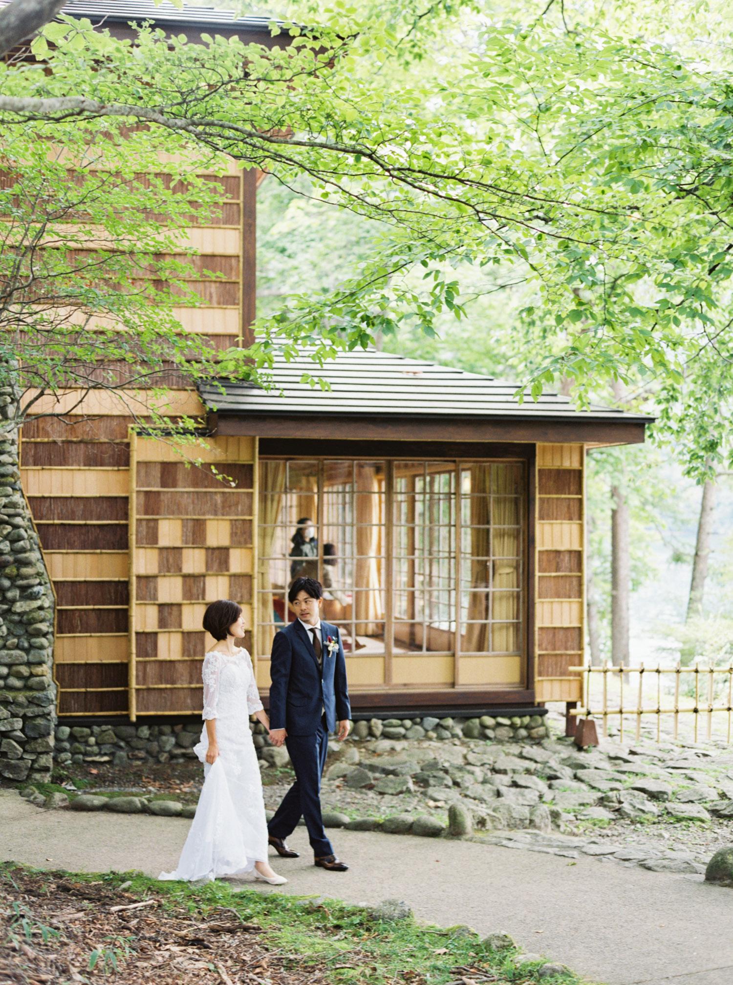 日本 日光婚紗-Nikko-義大利大使館別墅紀念公園-Tochigi, Nikko