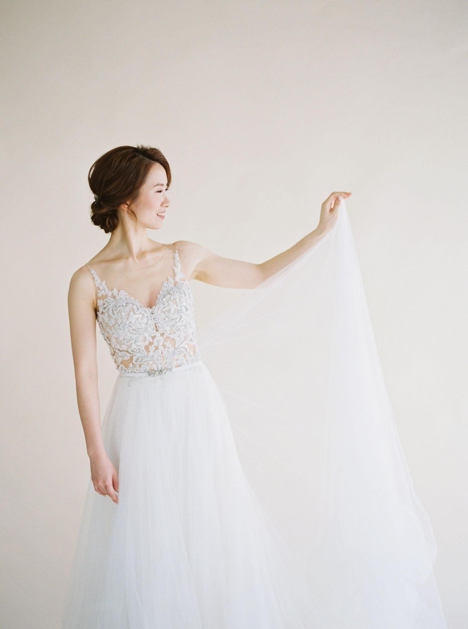 香山 婚紗-Fine-Art-音樂-小號-底片-婚紗