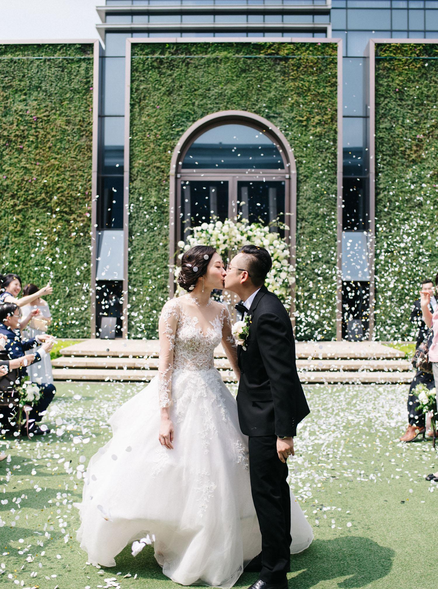 戶外婚禮-萬豪酒店-婚攝-Mark Hong-底片
