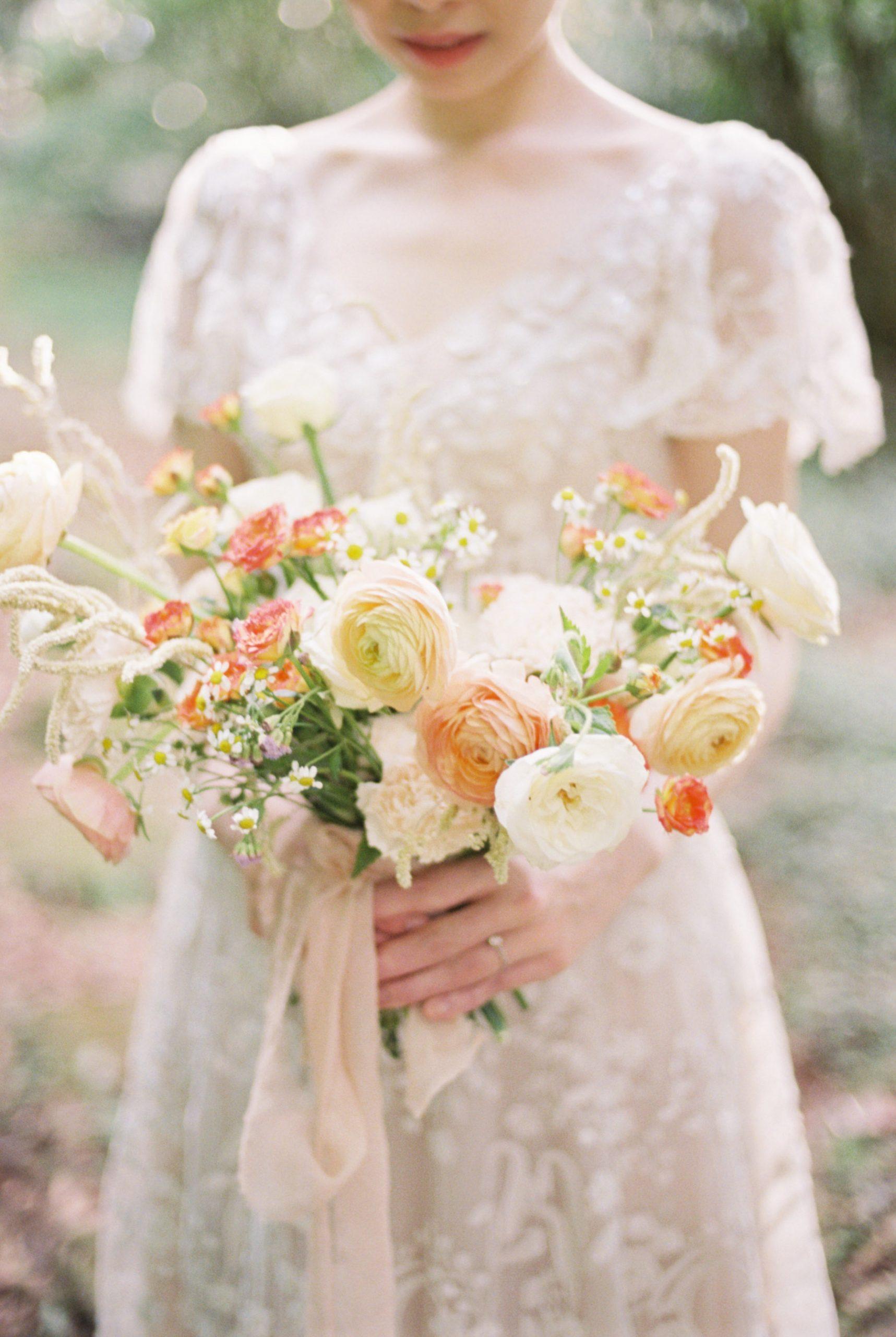 逆光婚紗-Fine-art-Mark-美式捧花-夢幻-逆光-美式婚紗